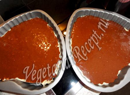 торт сердце - рецепт