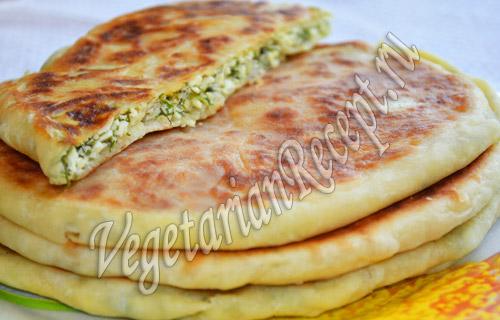 Рецепты с сыром хачапури