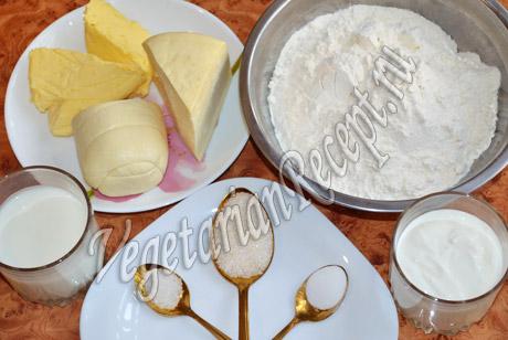 продукты для хачапури