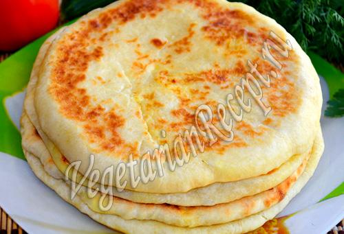 Рецепт грузинской хачапури с сыром