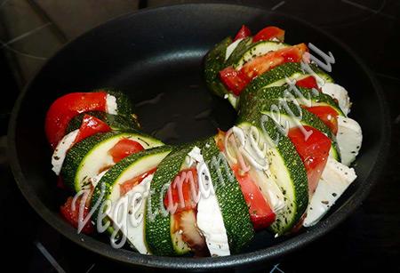 приготовление запеченных овощей