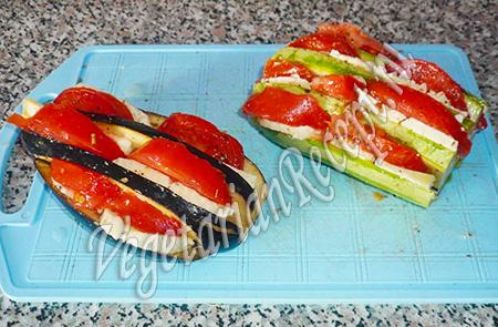 фаршированные овощи для запекания