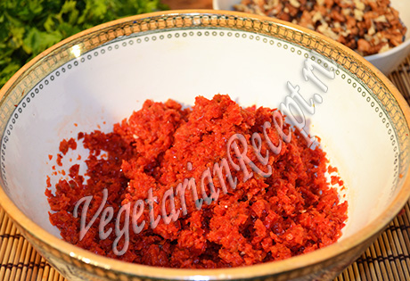 приготовление абхазской аджики из острого перца