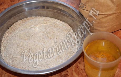 продукты для приготовления хлебцов