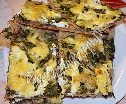 хлебцы с сыром рецепт