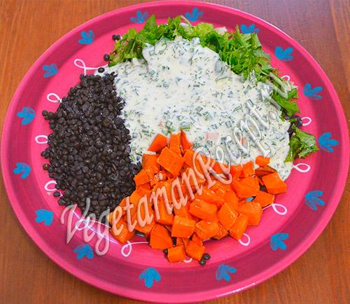 рецепт блюда с бататом