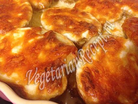 картофель в мундире с начинкой
