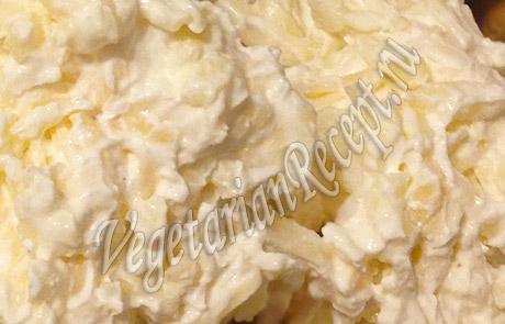 начинка из сыра для картофеля