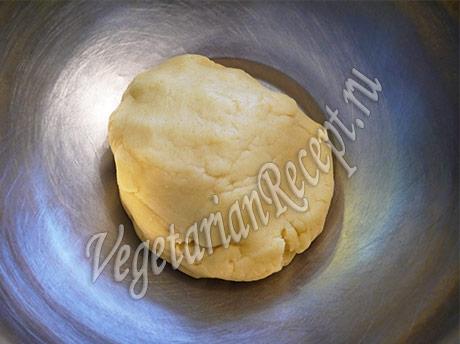 тесто для печенья с карамелью