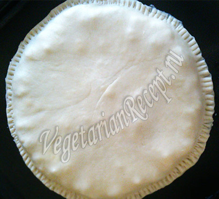 рецепт пирога с укропом и сыром