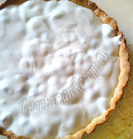 пирог со сметаной и ягодами