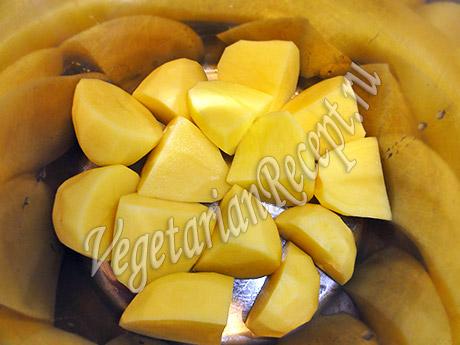 картофель для пюре