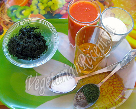 продукты для икры из манки