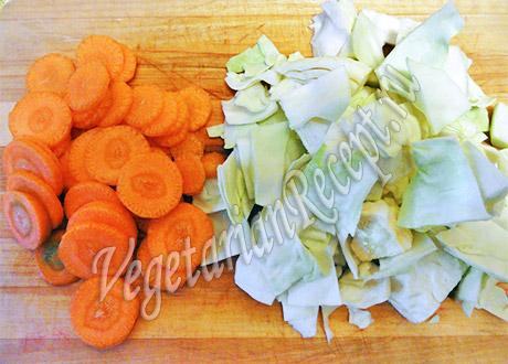 капуста маринованная кубиками быстрого приготовления рецепт