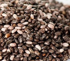 Семена чиа. Фото
