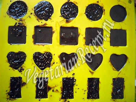 рецепт домашних конфет шоколадных