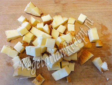 сыр для добавления в фасоль