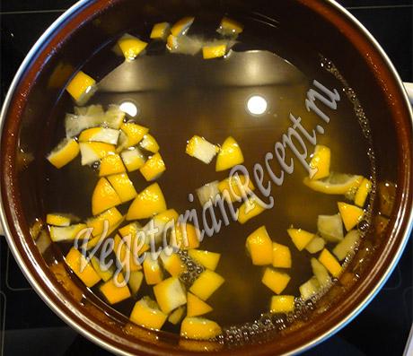 лимонный напиток с имбирем - рецепт