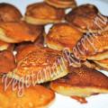 оладьи с бананами - рецепт с фото