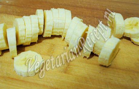 банан для оладий