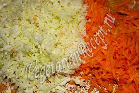 овощи для запеканки в духовке
