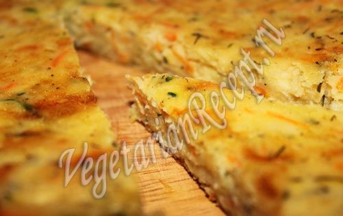 рецепт овощной запеканки в духовке