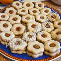 печенье Ромашка со сгущенкой
