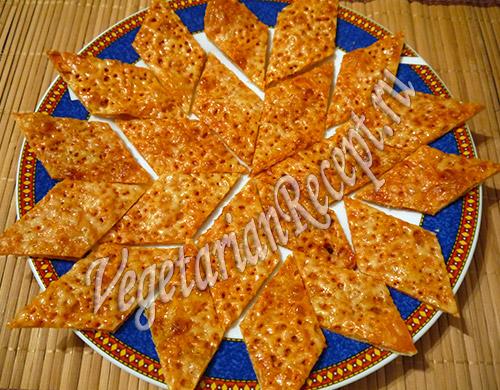 пицца крекер