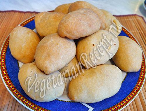 пирожки на кефире рецепт с фото