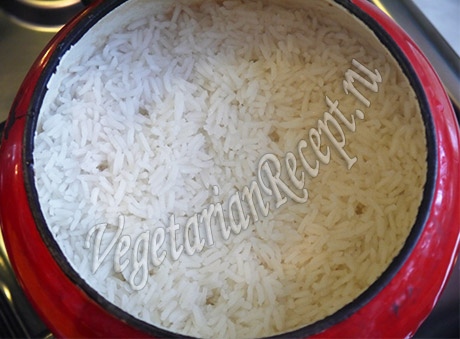 рис для начинки пирожков