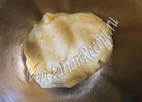 песочное тесто для пирожного