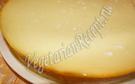 чизкейк со сгущенкой рецепт с фото