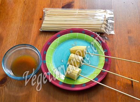 приготовление сыроедного десерта