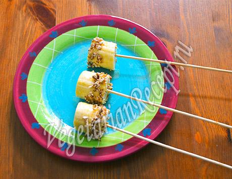 рецепт десерта для сыроедов