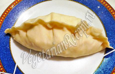 лепим татарские пирожки бэрэнге тэкэсе