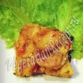 вегетарианская рыба запеченная в духовке с овощами