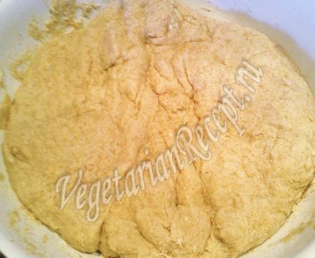 тесто для еврейского хлеба