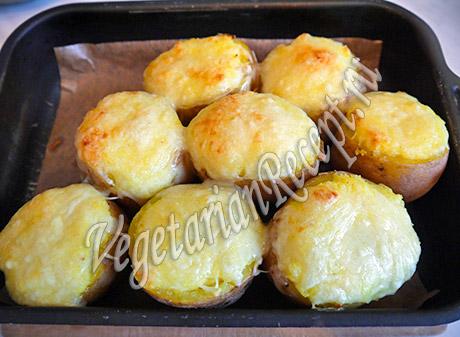 крошка картошка в духовке