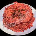 салат из сырой свеклы и моркови