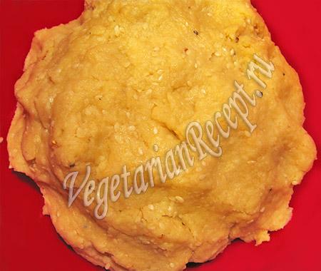 тесто для сырных крекеров