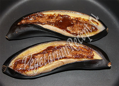 бананы запеченные рецепт