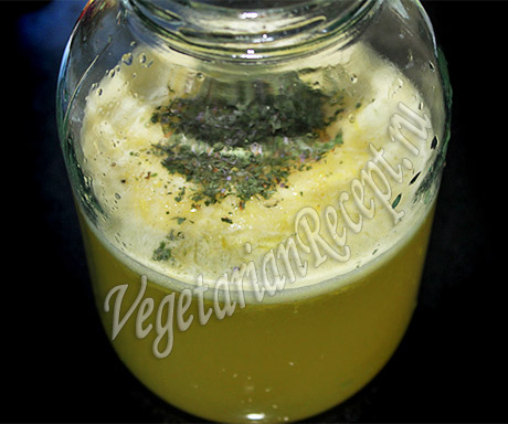 рецепт лимонада с апельсинами и мятой
