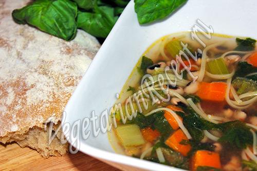 рецепт итальянского супа из чечевиц