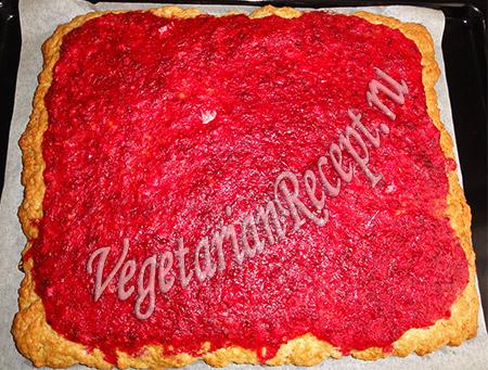 клюквенный пирог рецепт