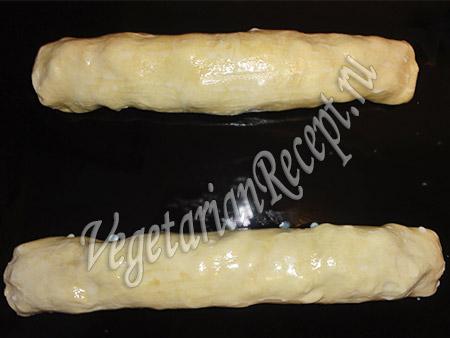 рулеты с сыром и зеленью рецепт