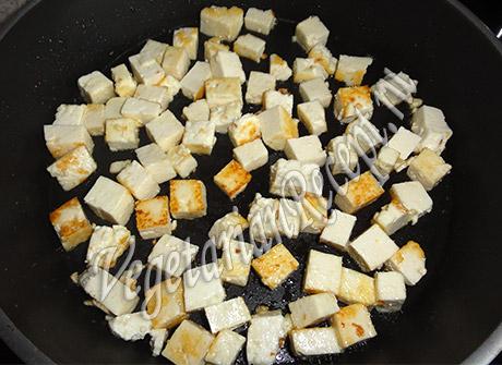 сыр для салата с пекинской капустой