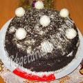 Торт на молоке Волшебный