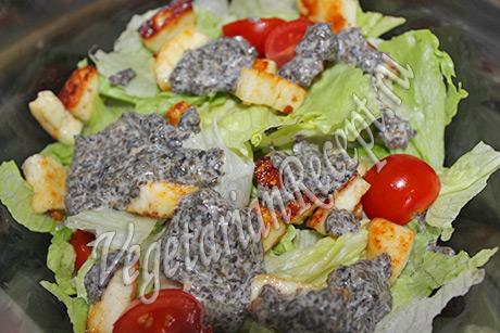 рецепт вегетарианского цезаря