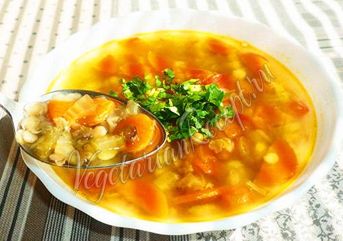 суп из чечевицы фото