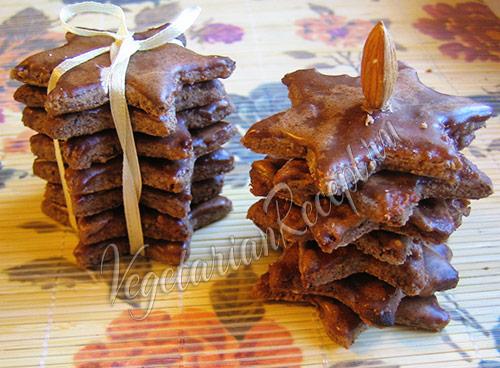 фото: ореховое печенье